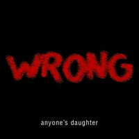 Cover ANYONE'S DAUGHTER: Wrong