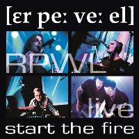 Cover RPWL: Live - Start The Fire